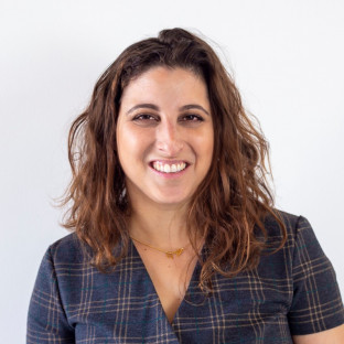Photo of Jasmin Ravid - Featured Speaker at Food Matters Live