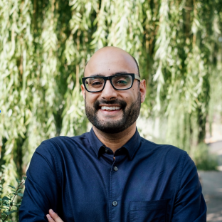 Photo of Neeraj Berry - Featured Speaker at Food Matters Live