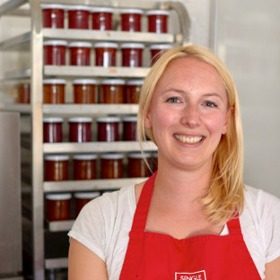 Photo of Nicola Simons - Featured Speaker at Food Matters Live