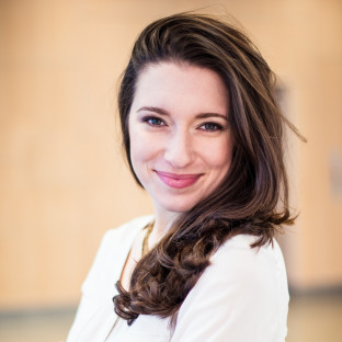 Photo of Lauren Abda - Featured Speaker at Food Matters Live